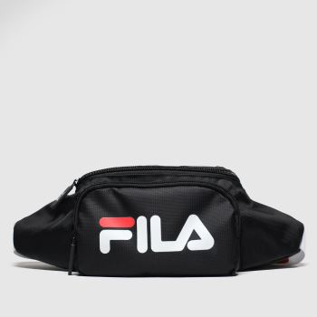 Fila Black & White Tanna Bumbag c2namevalue::Bags