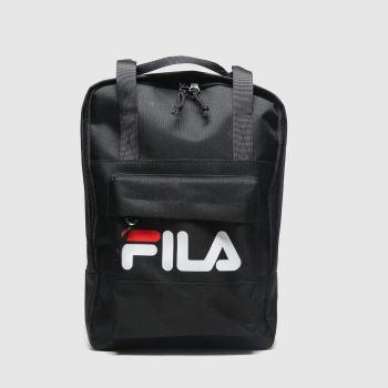 Fila Black & White Mallary Bags