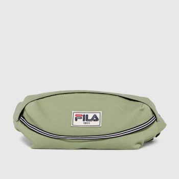Fila Light Green Zooz Waistbag Bags