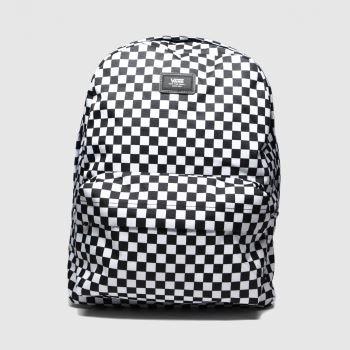 Vans Black & White Old Skool Iii Bags