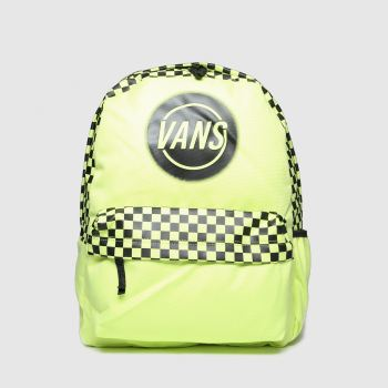 Vans Lime Taper Off Realm Backpack Bags