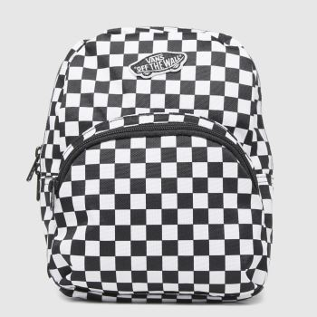 Vans Black & White Got This Mini Backpack Bags
