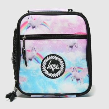 Hype White & Pink Lunch Bag Accessory