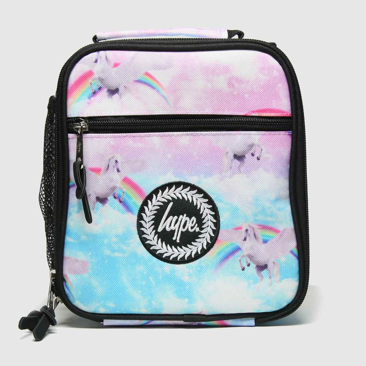 Accessories Hype White & Pink Lunch Bag
