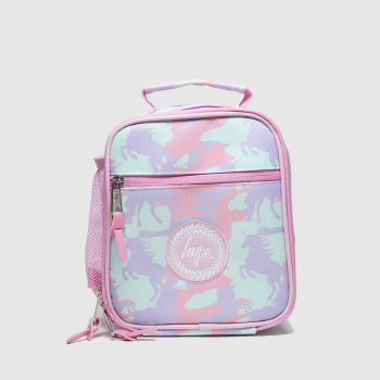 Hype Pink Lunch Bag Accessory#
