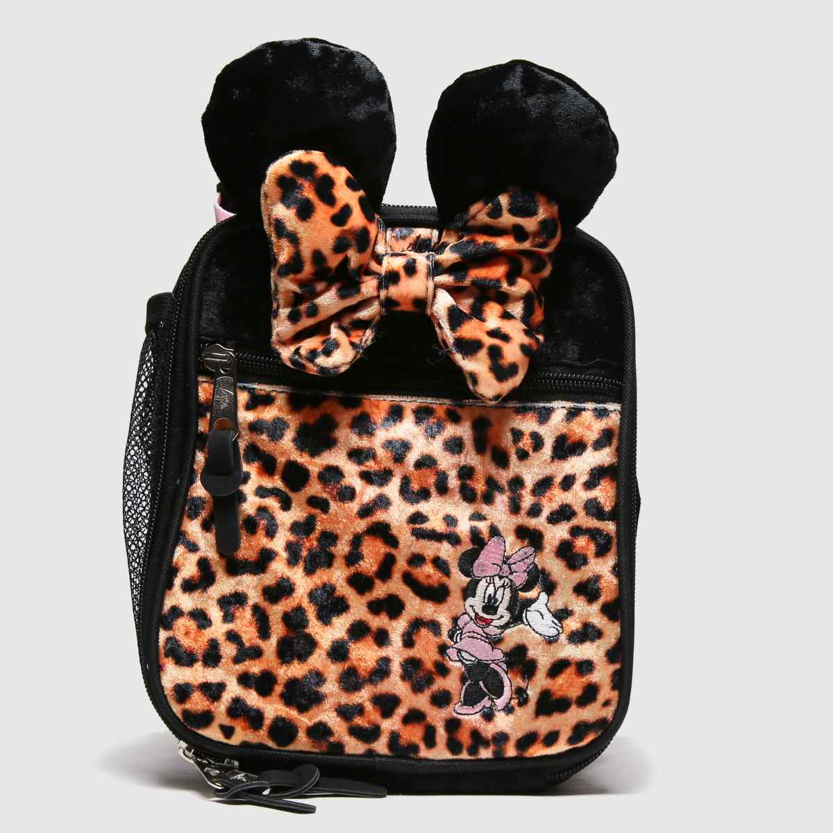 Accessories Hype Black & Brown Lunch Bag