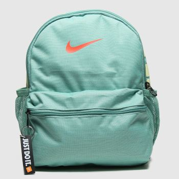 Nike Light Green Kids Brasilia Jdi Bags