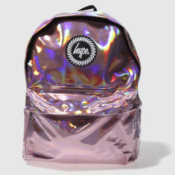 Hype Pink Backpack Bags