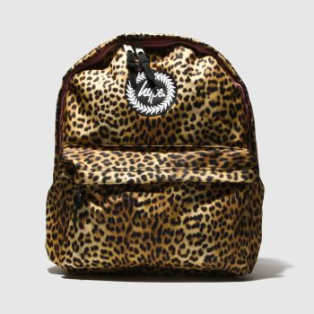 Hype Brown & Black SPOT THE CHEETAH Bags