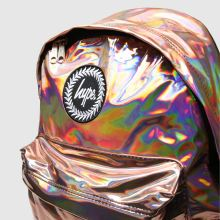 Hype Holographic Backpack 1