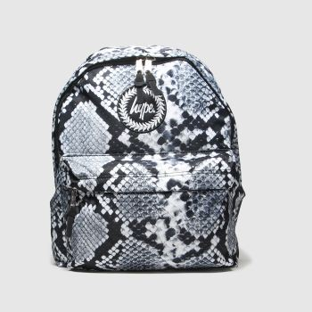Hype Black & Grey Backpack c2namevalue::Bags