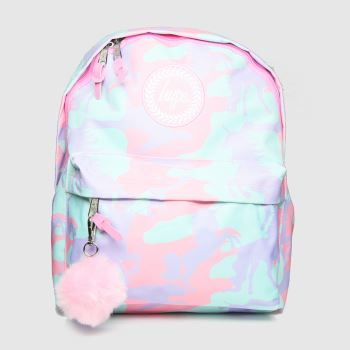 Hype Pale Pink Backpack Accessory#