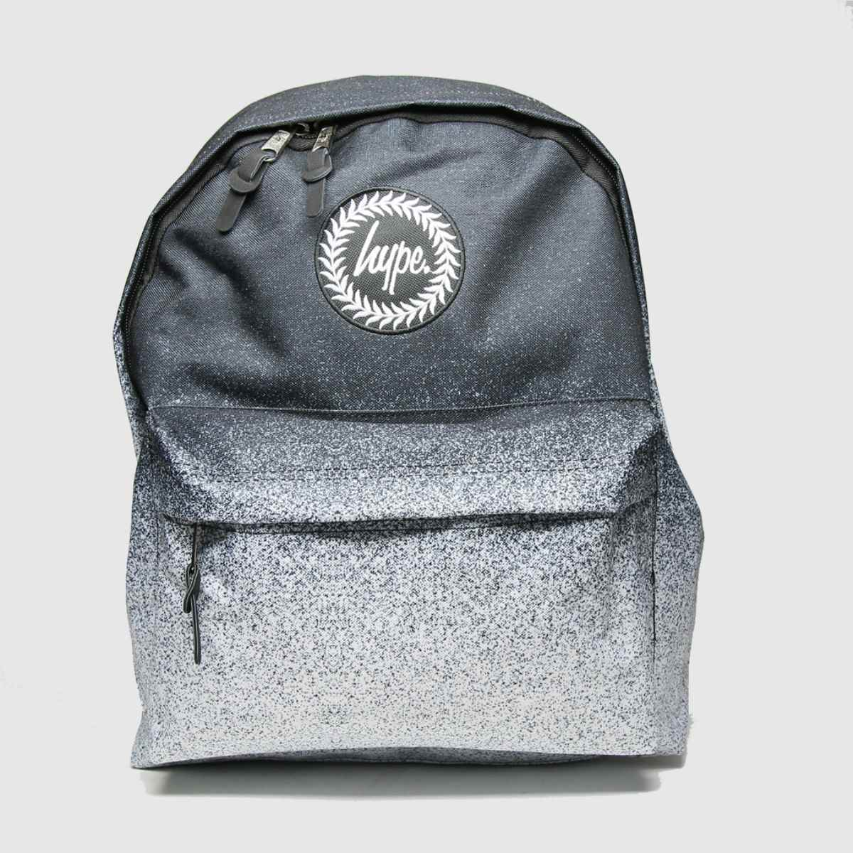 Accessories Hype Black & White Backpack