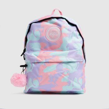 Hype Multi Unicorn Camo Backpack Bags