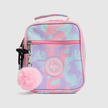 Hype Multi Unicorn Camo Lunch Bag Accessory