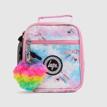 Hype Multi Unicorn Skies Lunch Bag Accessory