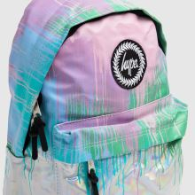 Hype Holo Drips Backpack 1