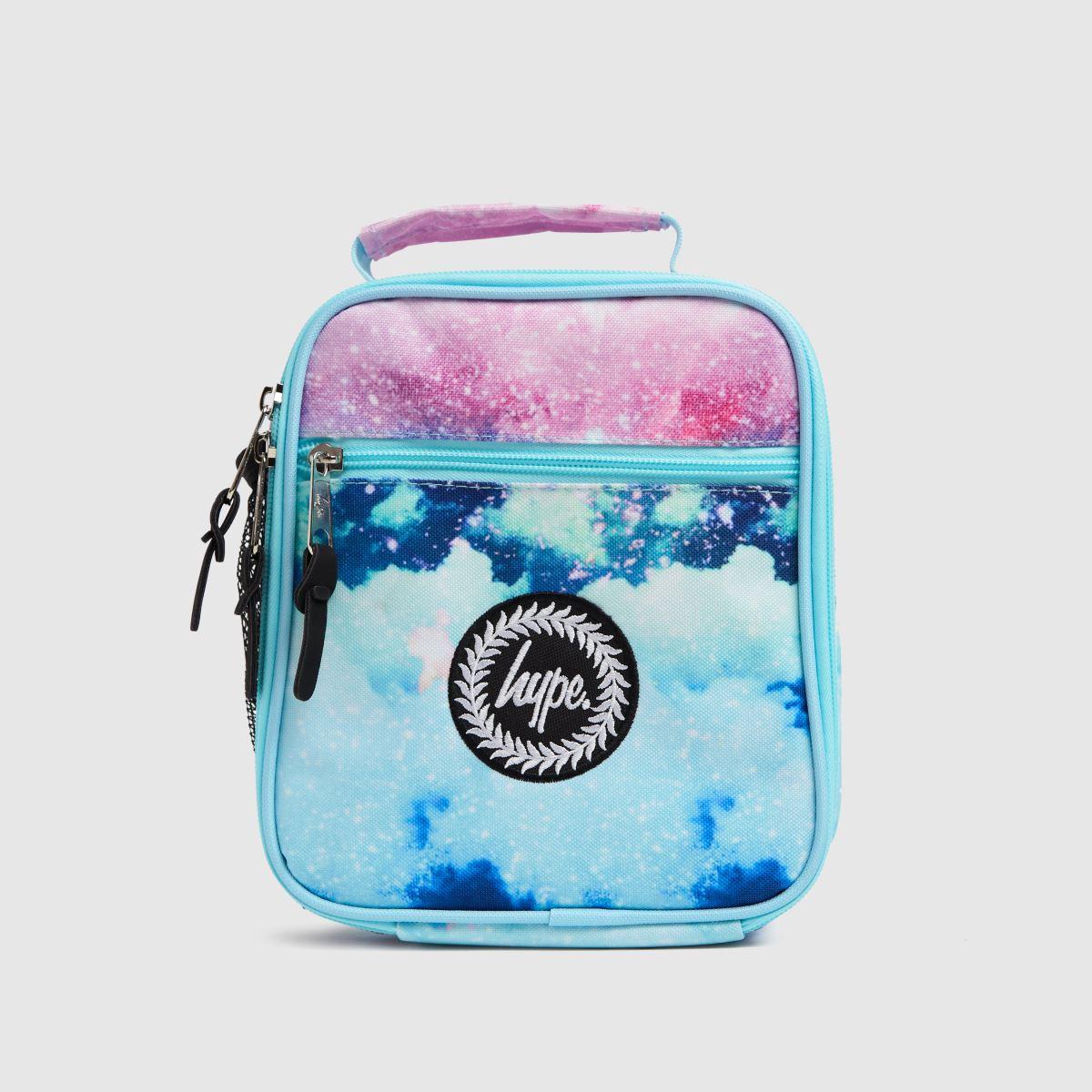 Hype Multi Glitter Skies Lunch Bag