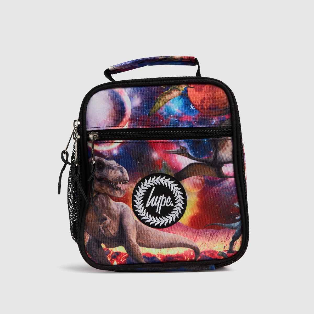Hype Multi Space Dinosaur Lunch Bag