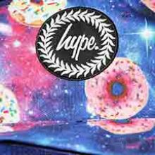 Hype Donut Galaxy Backpack 1