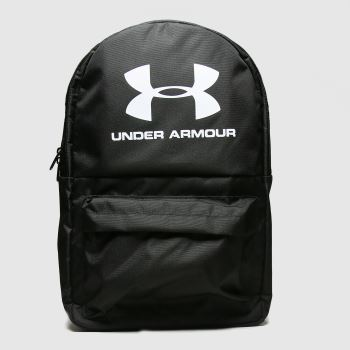 Under Armour Black Loudon Backpack Bags