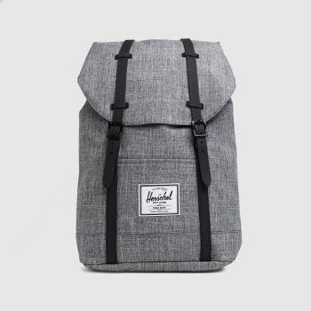 HERSCHEL Grey Retreat Backpack Bags