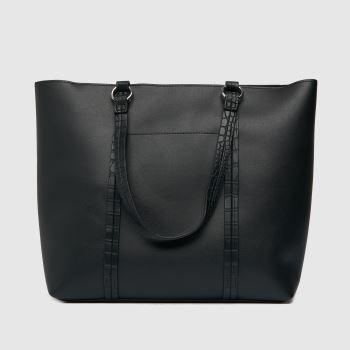 schuh Black Jazmin Tote Bag Bags