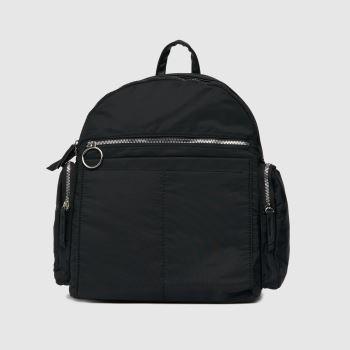 schuh Black Jemma Back Pack Bags
