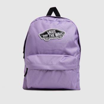 Vans Purple Realm Backpack Bags