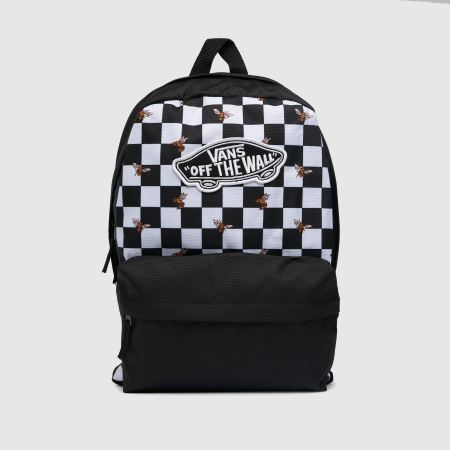 Vans Realm Backpack Bee Checkertitle=