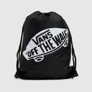Vans Black & White Benched Bag Bags