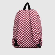 Vans Old Skool Check Backpack,2 of 4