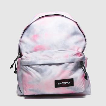 Eastpak Pale Pink Padded Pakr Bags