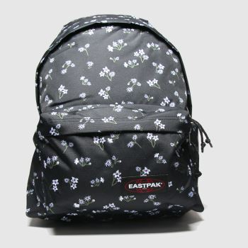 Eastpak Black & White Padded Pakr Bags