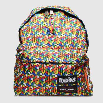 Eastpak Multi Rubiks Padded Pakr Bags