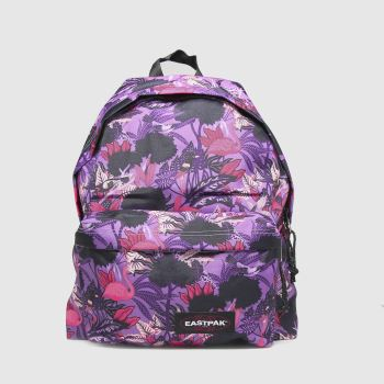 Eastpak Purple Padded Pakr Bags