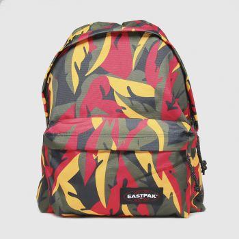 Eastpak Green Padded Pakr Bags