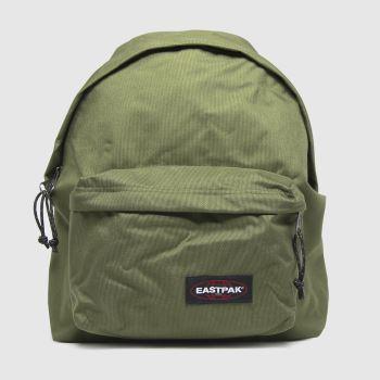 Eastpak Khaki Padded Pakr Bags