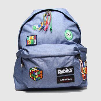 Eastpak Pale Blue Rubiks Padded Pakr Bags