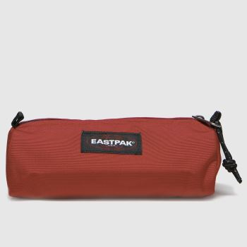 Eastpak Red Benchmark Pencil Case Bags