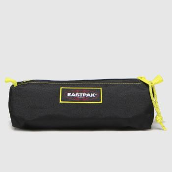 Eastpak Black Benchmark Pencil Case Bags