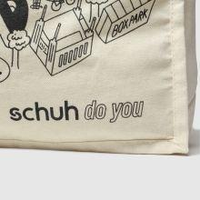 schuh London Jute Bag,3 of 4
