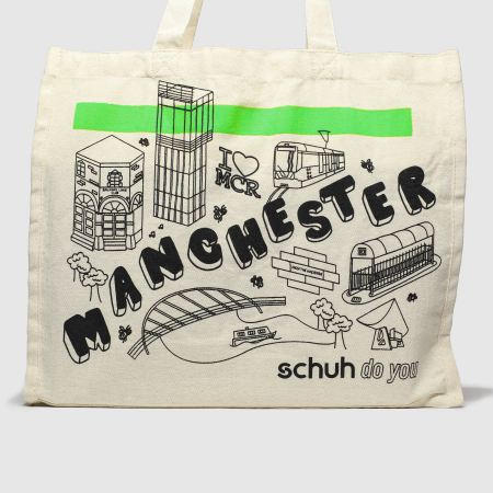 schuh Manchester Jute Bagtitle=