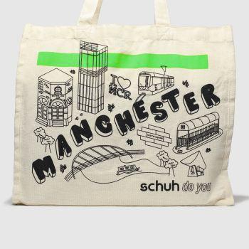 schuh Beige Manchester Jute Bag Bags