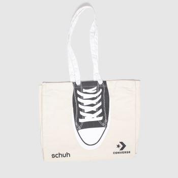 schuh Beige Converse Organic Cotton Bags