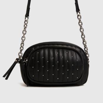 schuh Black C Jules Cross Body Bags