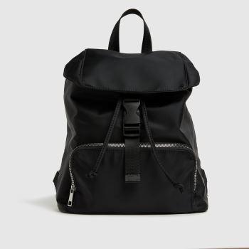 schuh Black C Janice Backpack Bags