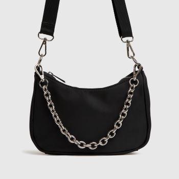schuh Black C Janey Shoulder Bags