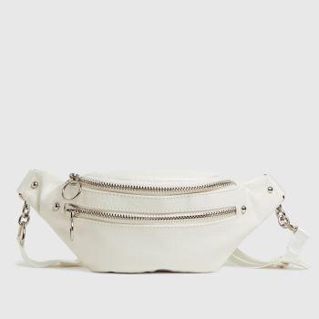 schuh White C Jupiter Bumbag Bags