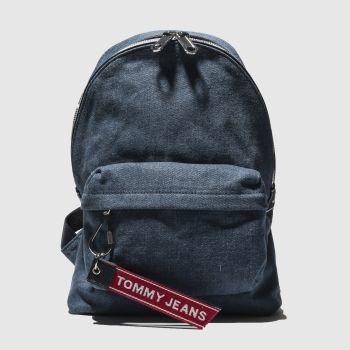Tommy Hilfiger Blue Tj Logotape Mini Bags